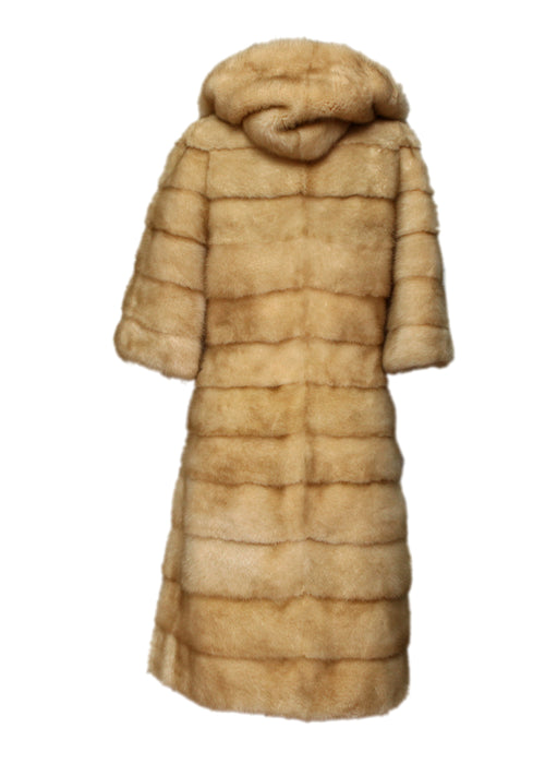 Light Mink Coat