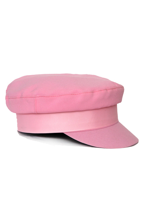 Pink Cotton Cap made in Azerbaijan