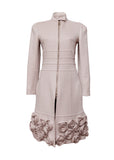 Pre owned VALENTINO Pale Pink Coat
