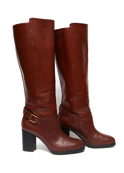 Luxury TOD'S Knee High Boots