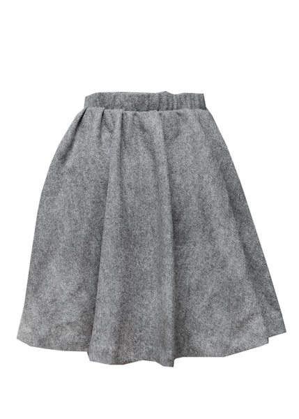 Grel Wool Skirt