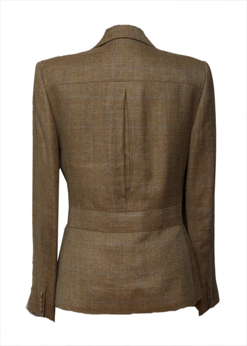 Brown Jacket with Pockets