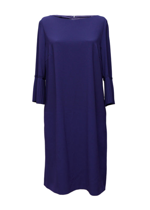 Luxury ESCADA Blue Dress