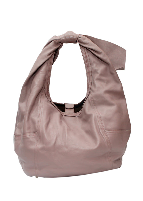 Luxury NINA RICCI Pale Lilac Color Bag