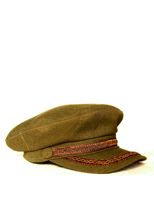 Khaki Cotton Cap