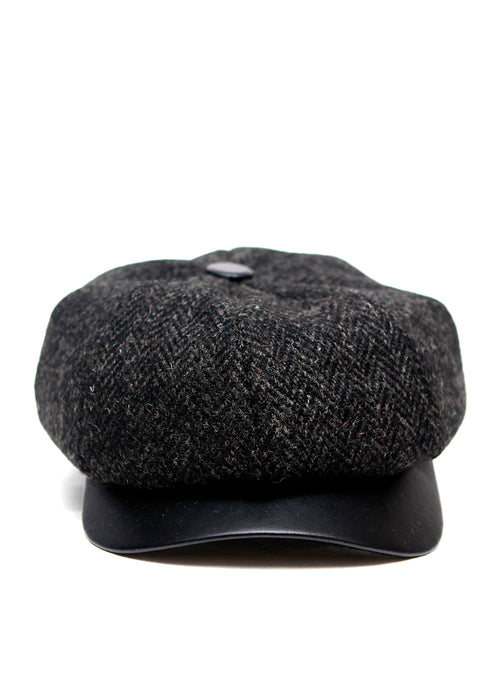 Dark Grey Cap