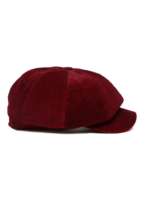 Dark Burgundy Cap