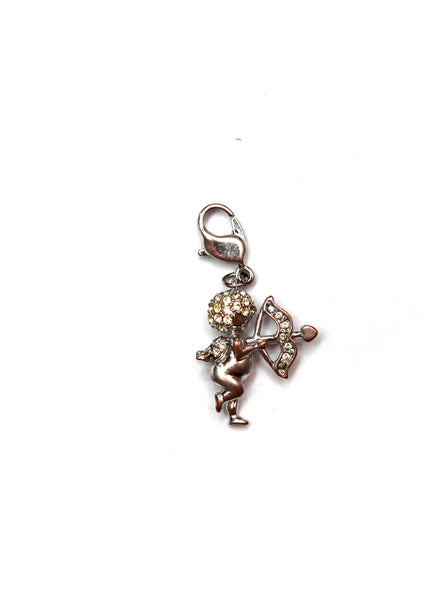 Cupid Shaped Charm