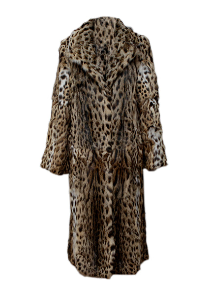 Jaguar Midi Coat
