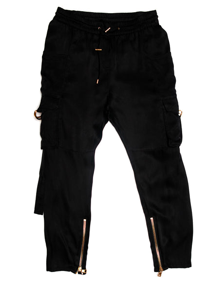 Front view of Balmain  trousers.