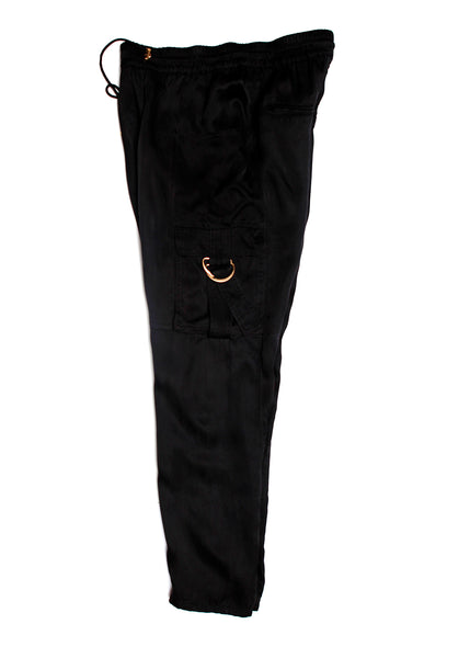 Side view of Balmain  trousers