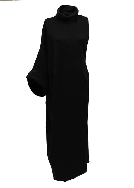 Black Wool Tunic