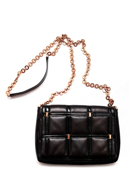 Salvatore Ferragamo padded bag