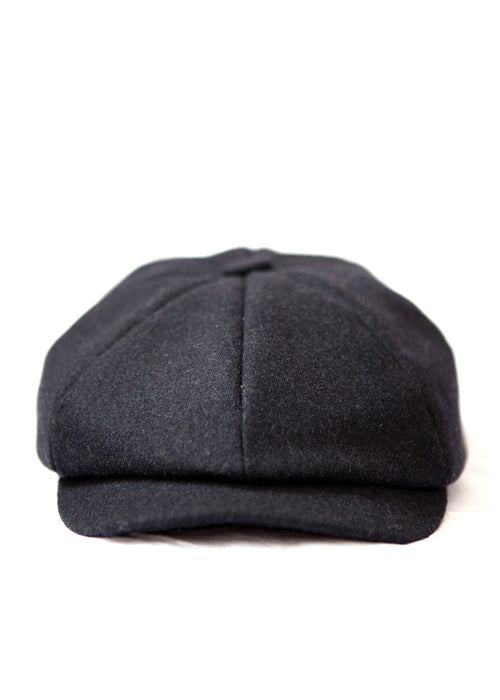 PAPAGCHI black wool  hat