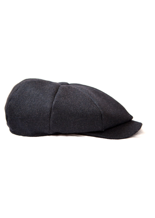 PAPAGCHI black wool  Peaky Blinders hat