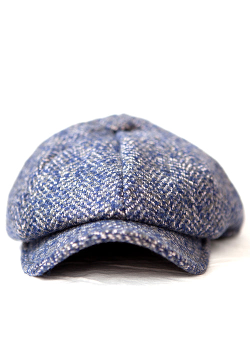 PAPAGCHI light blue wool  hat