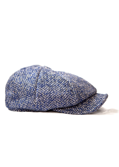 PAPAGCHI light blue wool  hat from Peaky Blinders