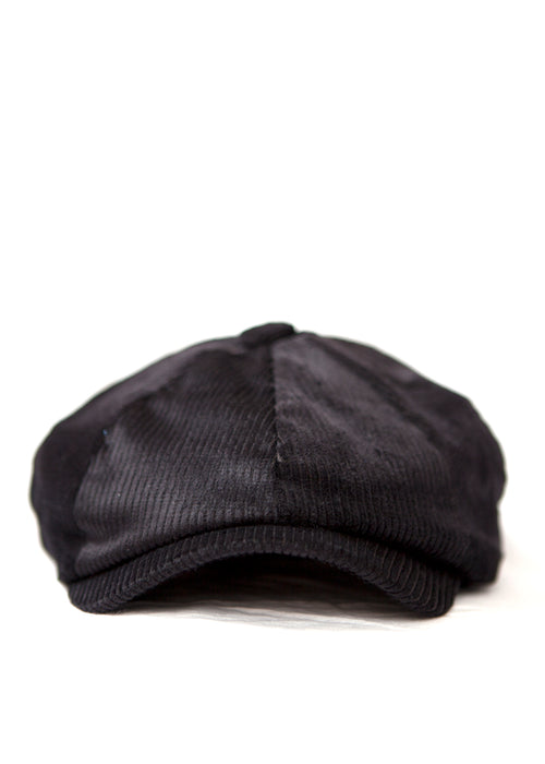 PAPAGCHI black velvet hat