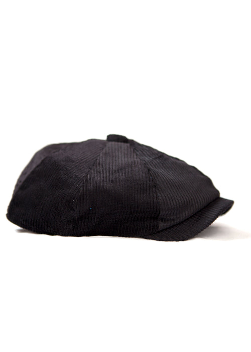 PAPAGCHI black velvet Peaky Blinders hat