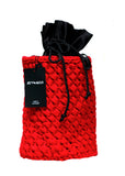 Red Knitted Bag