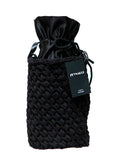 Black Knitted Bag