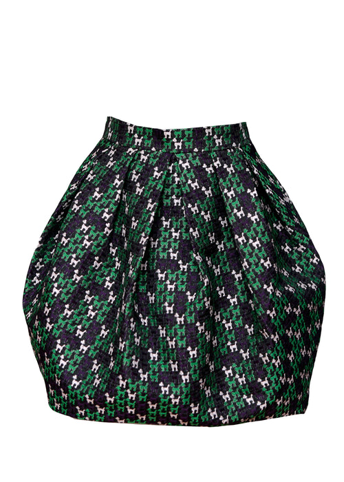 front view of MISSONI skirt