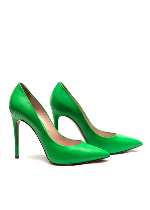 Light Green Stilettos