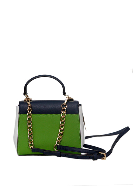back view of Luxury MICHAEL KORS 3 Colored Bag