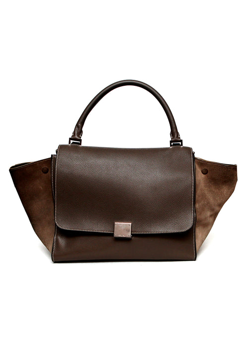 Trapeze medium handbag