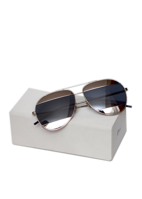 Dior Aviator sunglasses palladium