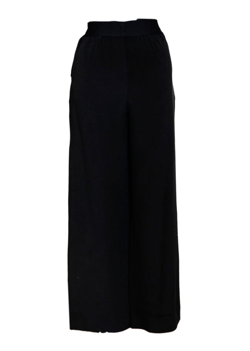 Black Sleeveless Top and Trousers