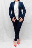 Dark Blue Jacket & Trousers