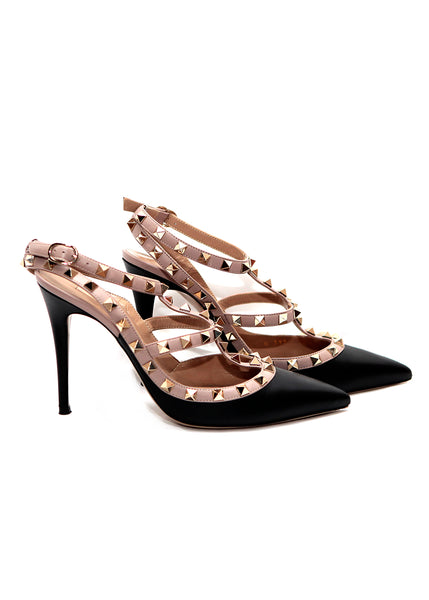 Rock Stud Pumps