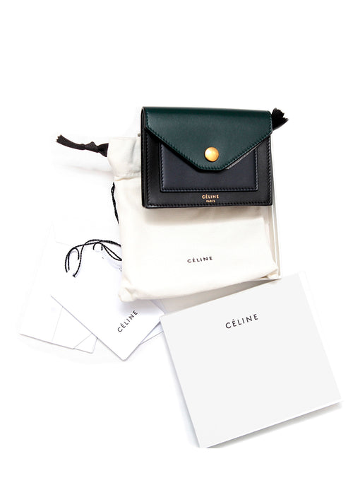 Old Celine wallet new with tag