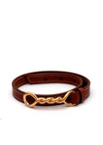 Old Celine leather bracelet