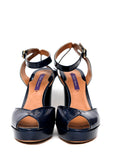 Luxury RALPH LAUREN Dark Blue Pumps