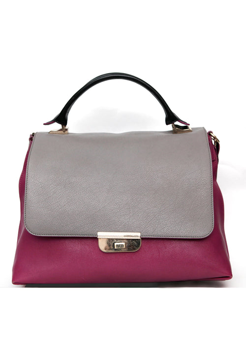 Luxury EMILIO PUCCI 2 Colored Shoulder Bag