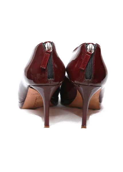 Bordeaux Pointed Toe