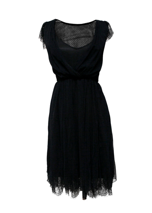 Bluemarine Black Dres