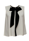 Marc Jacobs sleeveless silk blouse