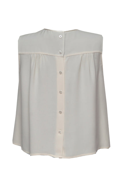 Marc Jacobs blouse with the buttons on the back