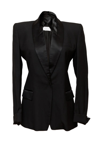 Luxury MAISON MARTIN MARGIELA Black Jacket