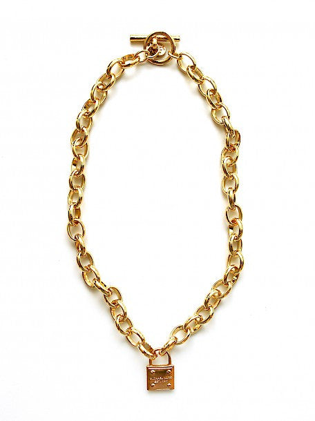 full view of Luxury MICHAEL KORS Chain with Pendant