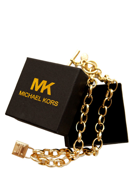 Luxury MICHAEL KORS Chain with Pendant
