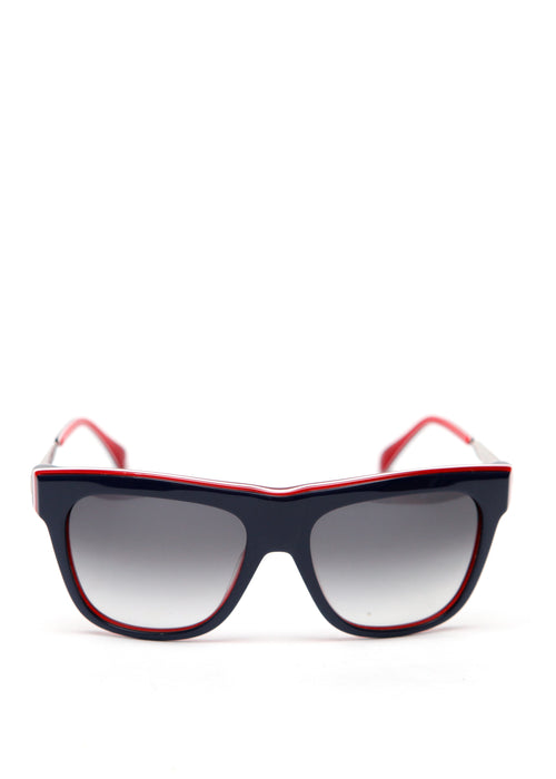 Black & Red Sunglasses