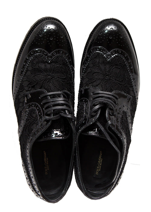 Luxury DOLCE & GABBANA Leather Loafers