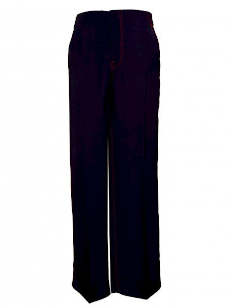 Luxury Celine Blue Trousers