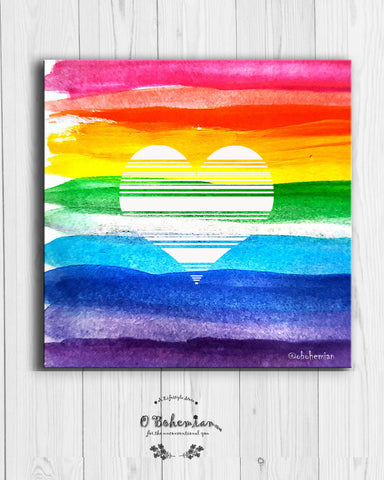 Pride Fridge Magnet