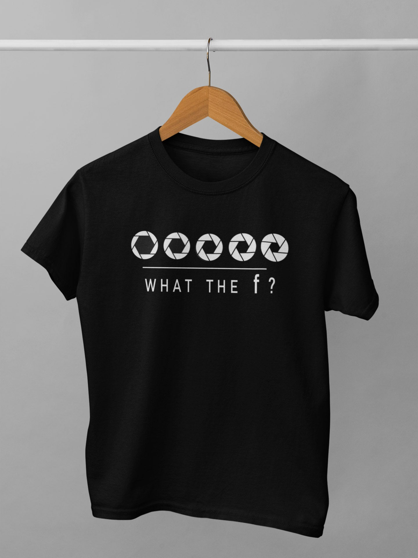 What The f? Unisex T-Shirt