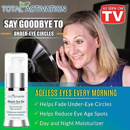 MIRACLE EYE GEL (0.5 oz)